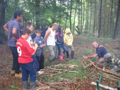 Bushcraft Event – August 2011