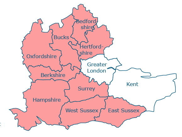 Map Of Uk Hampshire.Foster Care Fostering Hampshire