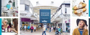 Torquay: Union Square Shopping Centre, 16th November 2016