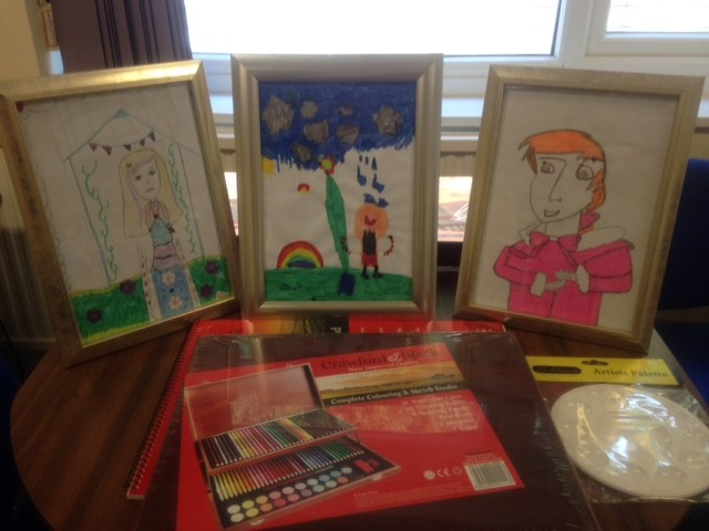 Every Child is an Artist Event – May 2017