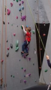 October half term, climbing up the walls in East Anglia