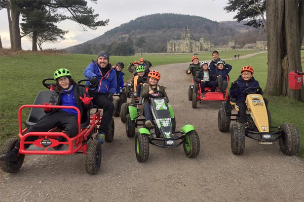 Fostering Family in Wales Event – Margam Park