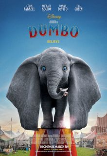Dumbo – Review by Flossy